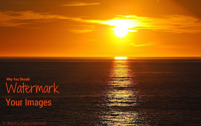 4 Reasons You Should Watermark Your Photographs