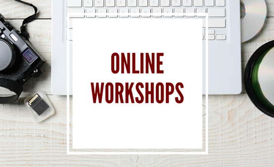 Online Workshops Graphic
